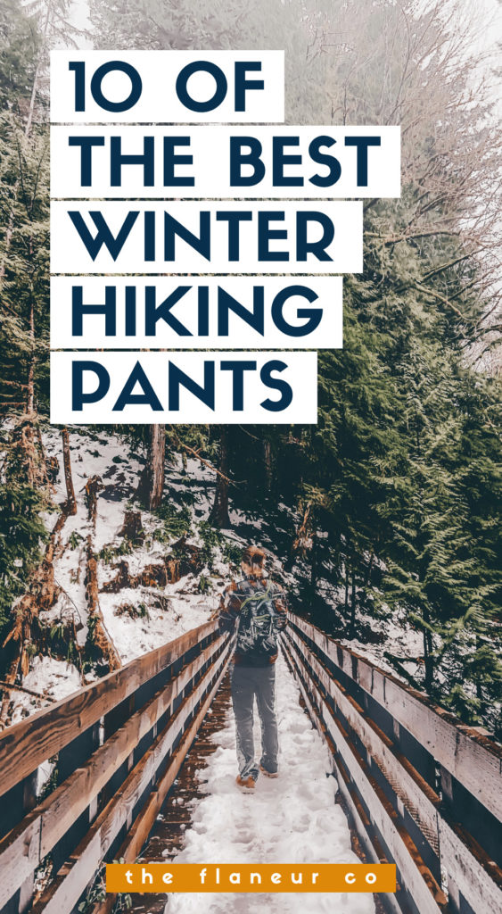 Insulated pants aren't suitable for hiking in the winter. Yep. I said it. There's definitely a better option that'll keep you warm, dry, and safe during your next cold-weather adventure. Learn about how we approach winter hiking pants, our top recommendations for each layer, and how to make the best choice for you today!
