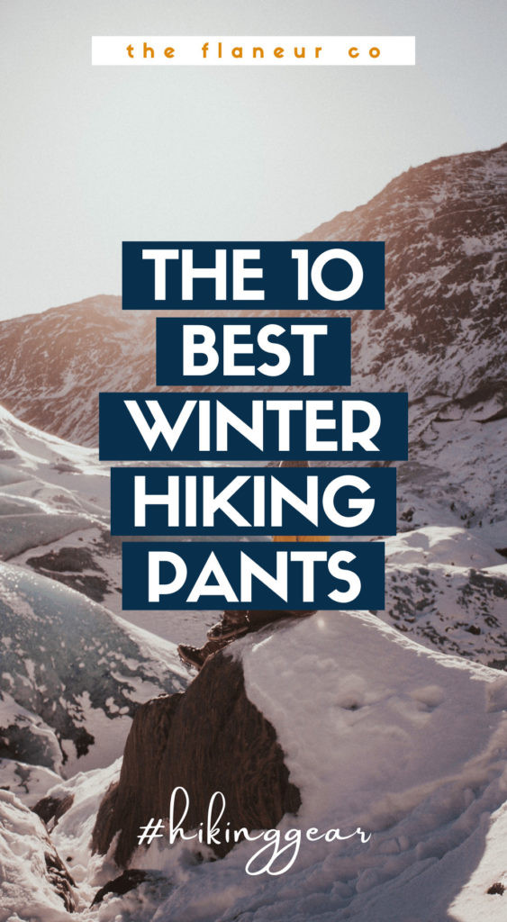 Hiking in the winter can be extremely uncomfortable if you don't know what to wear. This guide covers everything we've learned about layering to keep your legs warm, how we approach winter hiking pants, our top recommendations, and how to make the best choice for your next adventure. Get the DL on staying warm during your winter wonderland adventures today! today!