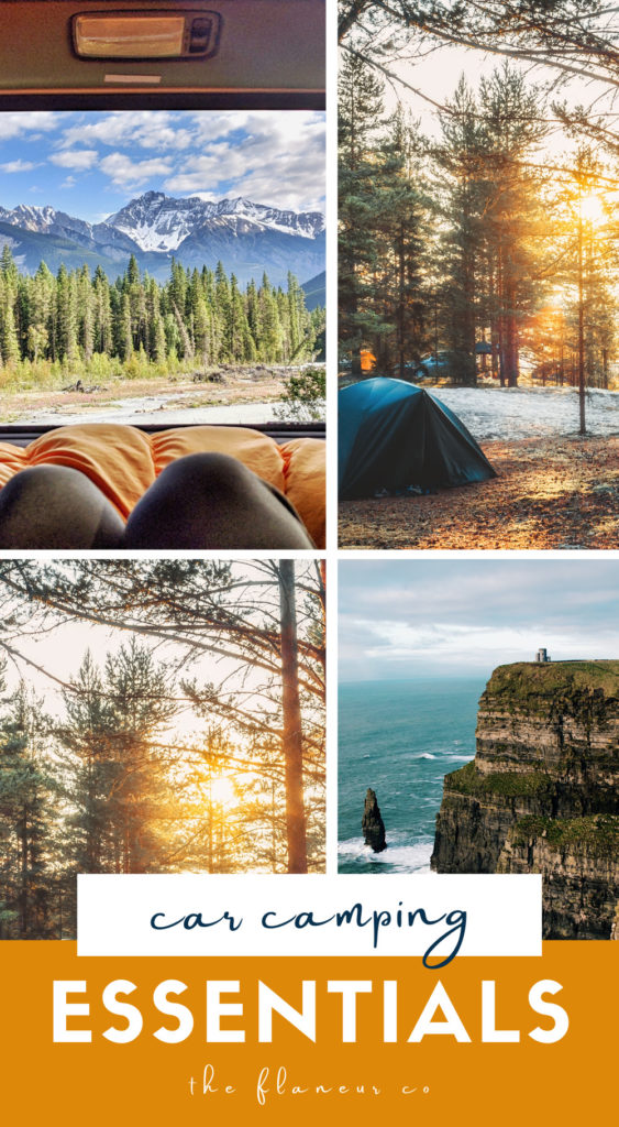 These 25 car camping essentials cover EVERYTHING you need to sleep in your car (or camp next to it) like a pro. From food and comfort to safety and sustainability, this guide covers it all