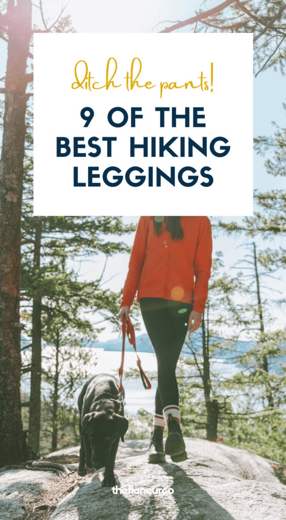 Love hiking but hate the restrictive, suffocating feeling of hiking pants? Hiking leggings are seriously the best things since downloadable GPS maps on your phone. They're comfy. Durable. Stylish. And protective. AKA... everything you need when hitting the trail.